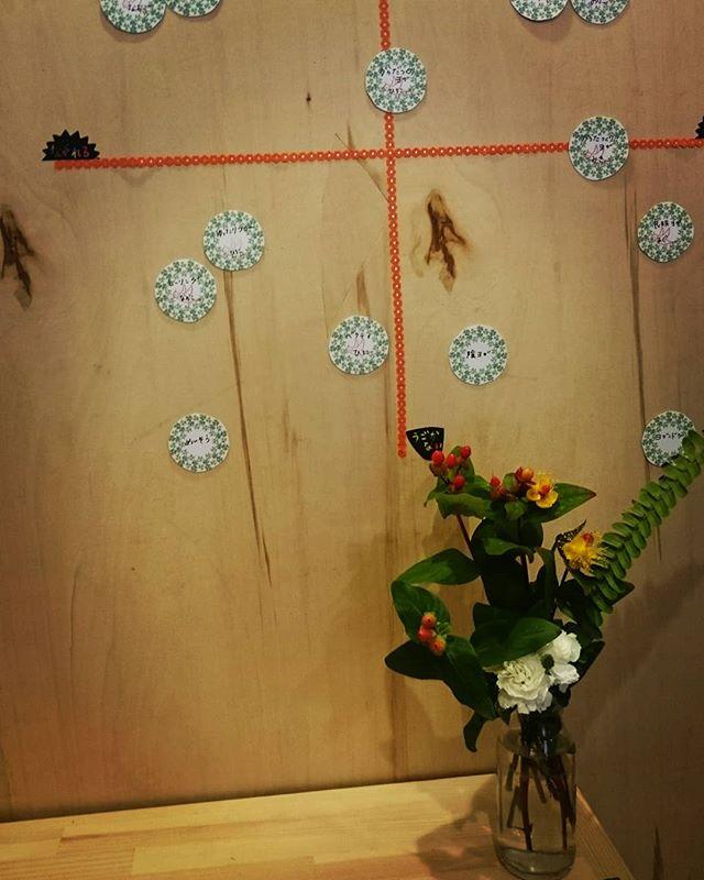 新発見!#12月から#クラス名変更#目安あります#ヒペリカム#実#花が咲く#初めて知った#ヒノリヨガスタジオ#滋賀#草津#ヨガスタジオ